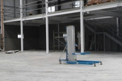 Intumescent Paint to structral steelwork